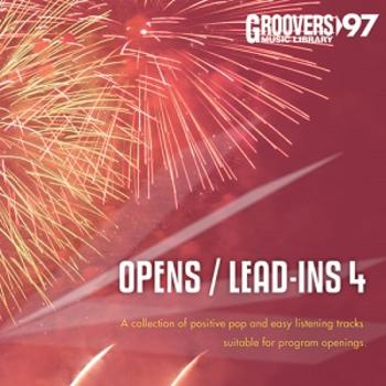 OPENS / LEAD-INS 4