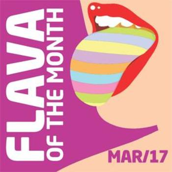 FLAVA Of The Month MAR 17