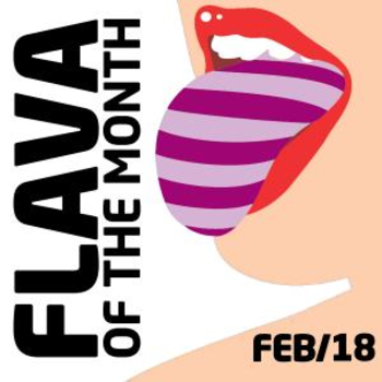 FLAVA Of The Month FEB 18