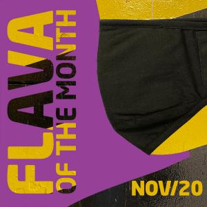 FLAVA Of The Month NOV 20