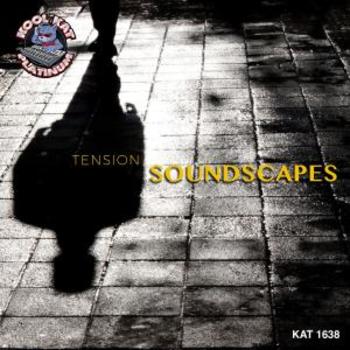 KAT1638 TENSION SOUNDSCAPES