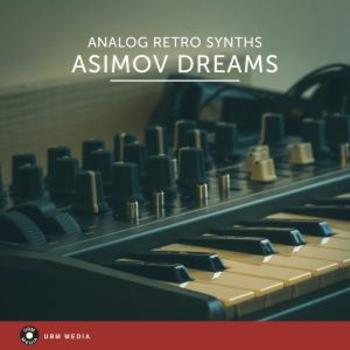 UBM2289 Asimov Dreams - Analog Retro Synths