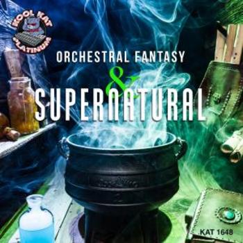 KAT1648 ORCHESTRAL FANTASY  & SUPERNATURAL