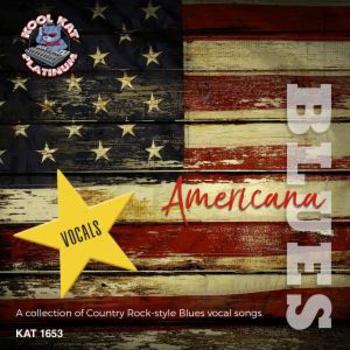 KAT 1653 AMERICANA BLUES (VOCAL)