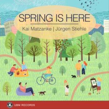 UBM 2399 Spring Is Here
