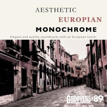 AESTHETIC EUROPIAN  MONOCHROME